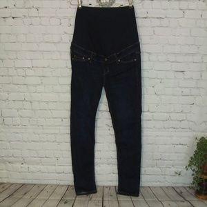 H&M & Denim Skinny Maternity Jeans
